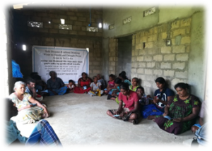 Awareness program at Musirapitty – Puliyampokkanai GN, Kilinochchi District on 12th of August 2018
