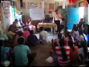 Awareness program at Kiulegedara GN, Badulla District on 6th of August 2018