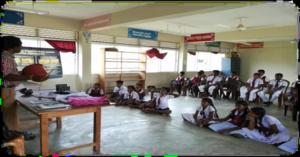 Re O&M Program at Kallaru Tamil Vidyalaya