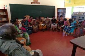 Awareness Programs at KN/ Iyanarpuram G.T.M.S.