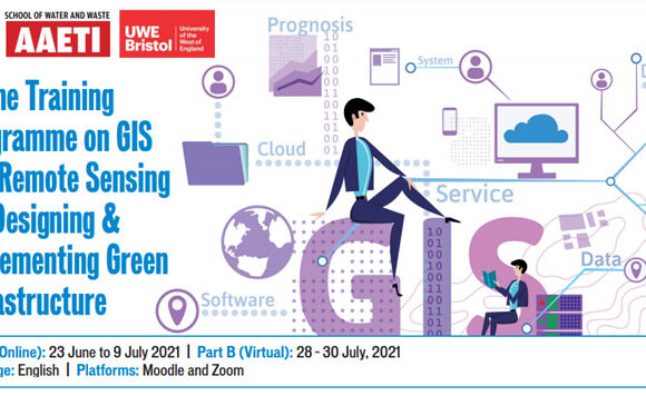Online Training Programme on GIS and Remote Sensing for Designing & Implementing Green Infrastructure