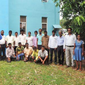 Masons Training Program