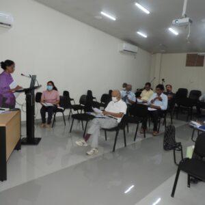 23rd Annual General Meeting of Lanka Rain Water Harvesting Forum