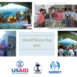 World Water Day 2021 Celebration